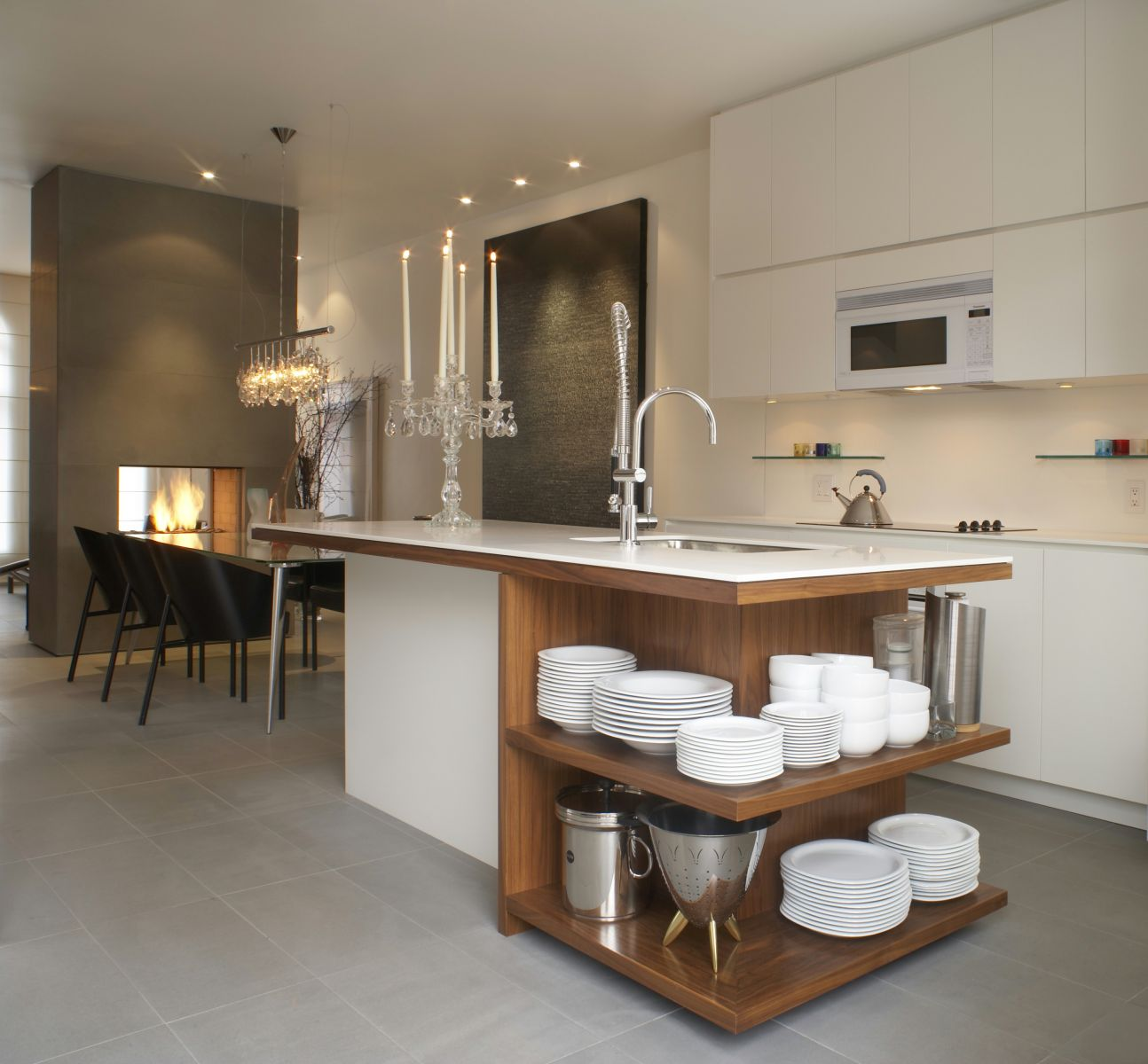 Cecconi simone project summerhill residence - Modern infill house cecconi simone ...