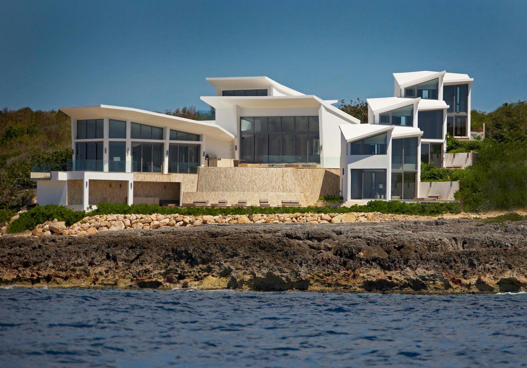 Cecconi Simone Project Villa Kishti