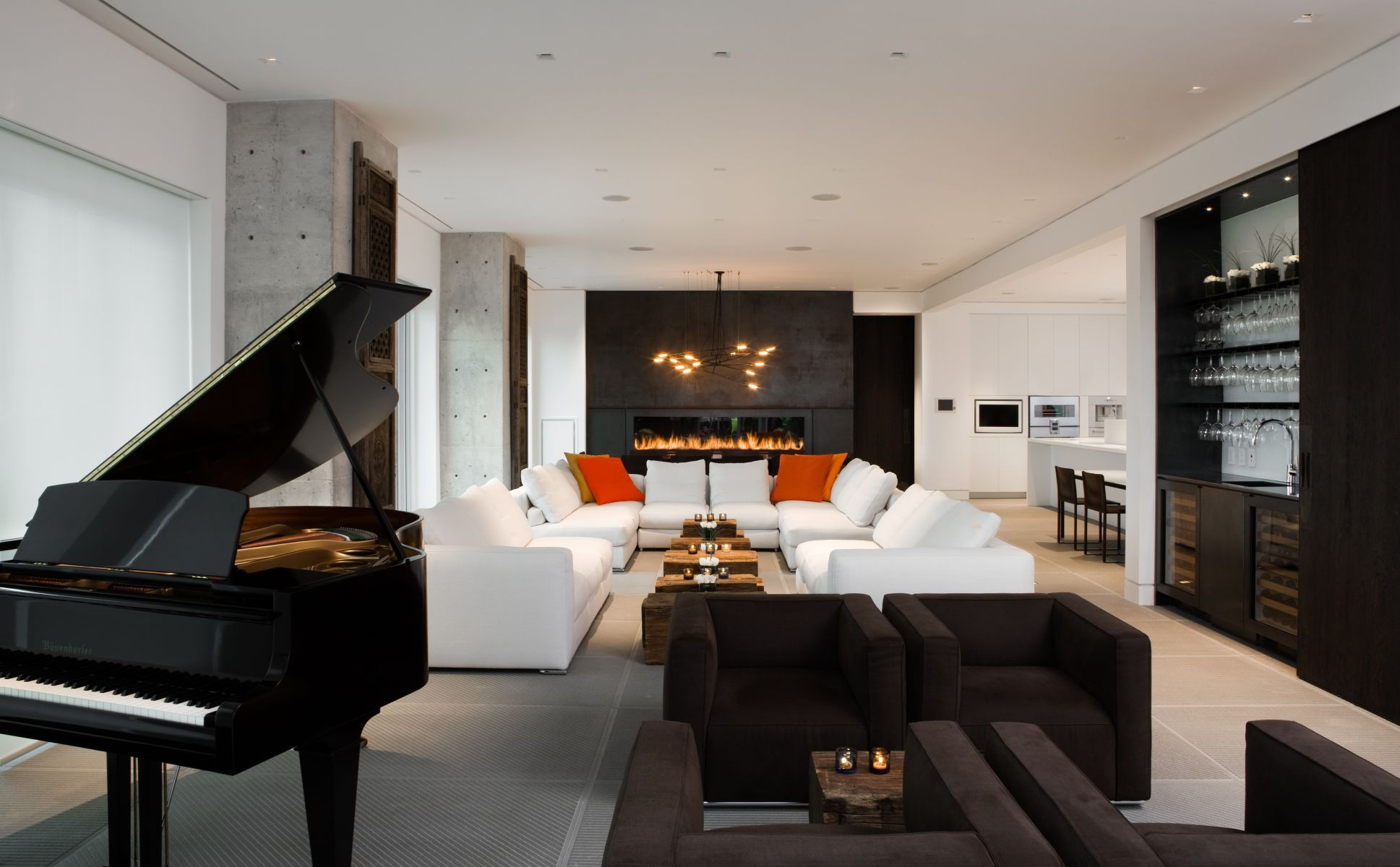 Cecconi Simone Project Yorkville Penthouse I