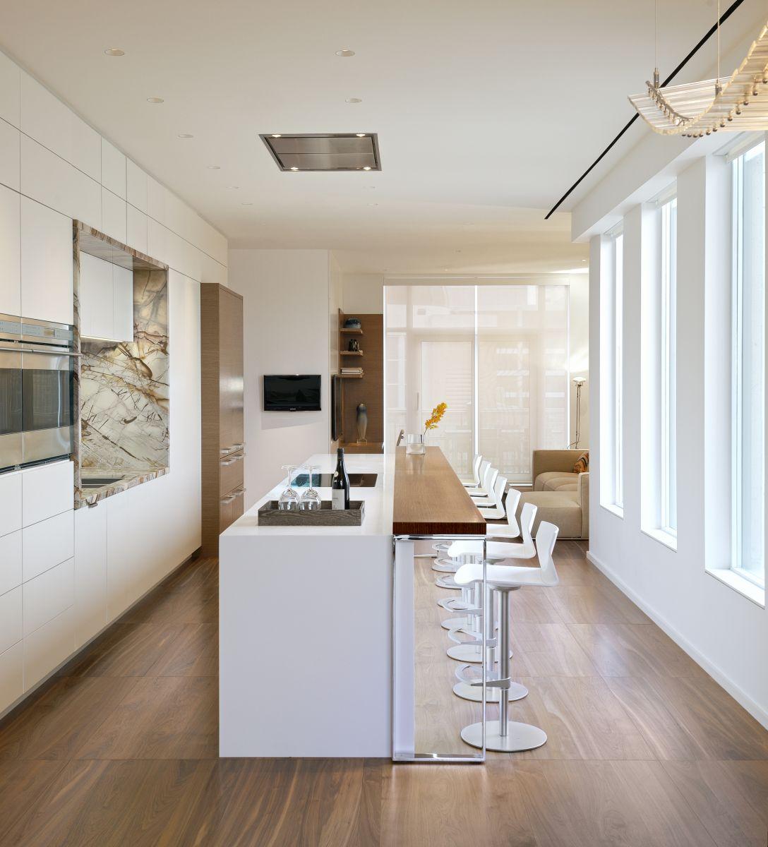 Cecconi Simone Project Yorkville Penthouse II