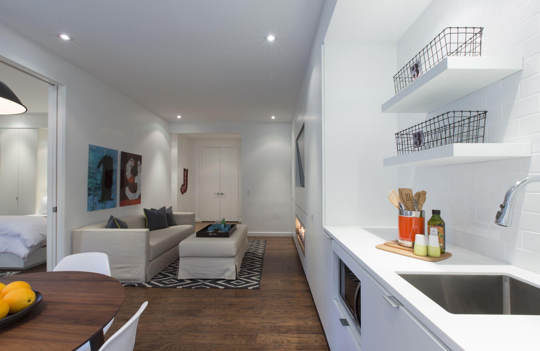 Cecconi simone project oglethorpe - Modern infill house cecconi simone ...